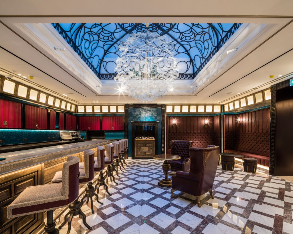 Galliard Completes Construction of £110m Great Scotland Yard Hotel 8