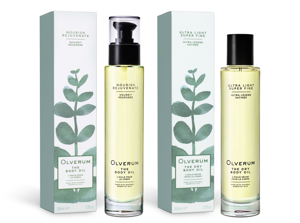 Olverum Steps Back Into The Limelight With Two New Body Oils 2