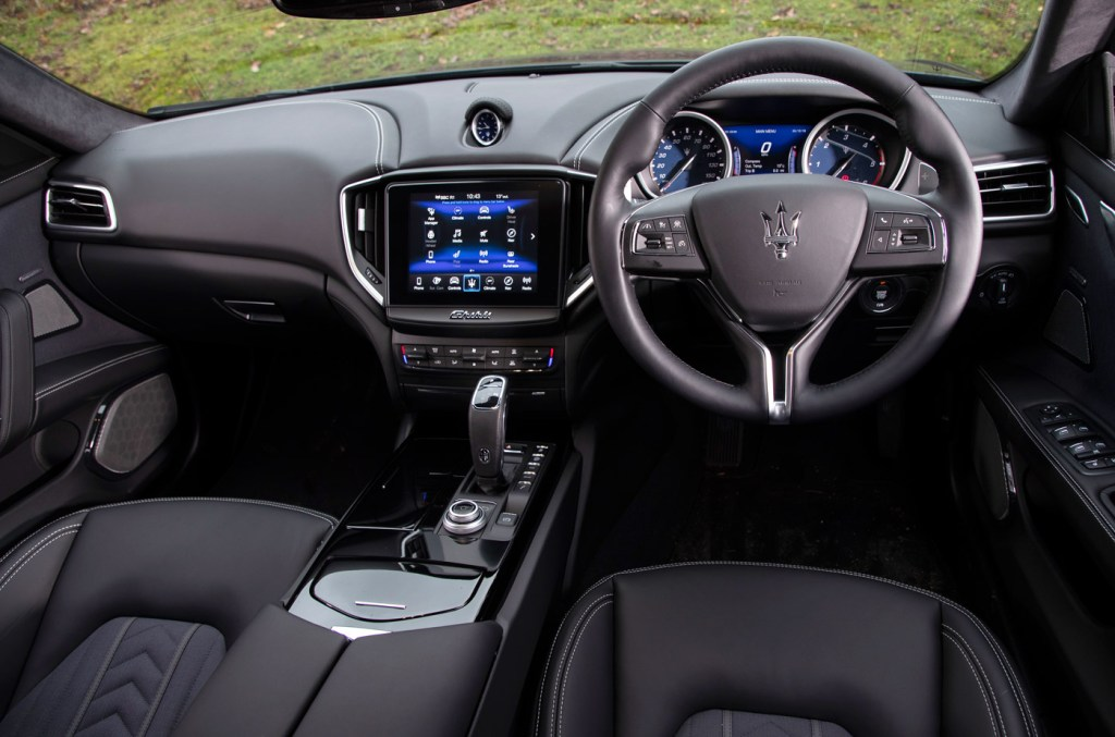 Maserati Ghibli Diesel GranLusso Test Drive and Review 6