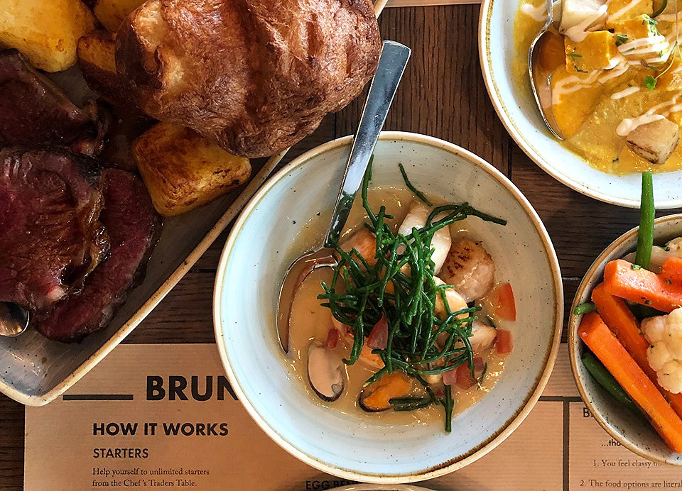 Bottomless Brunch At Oxbo Bankside: The Treat For Every Weekend 3