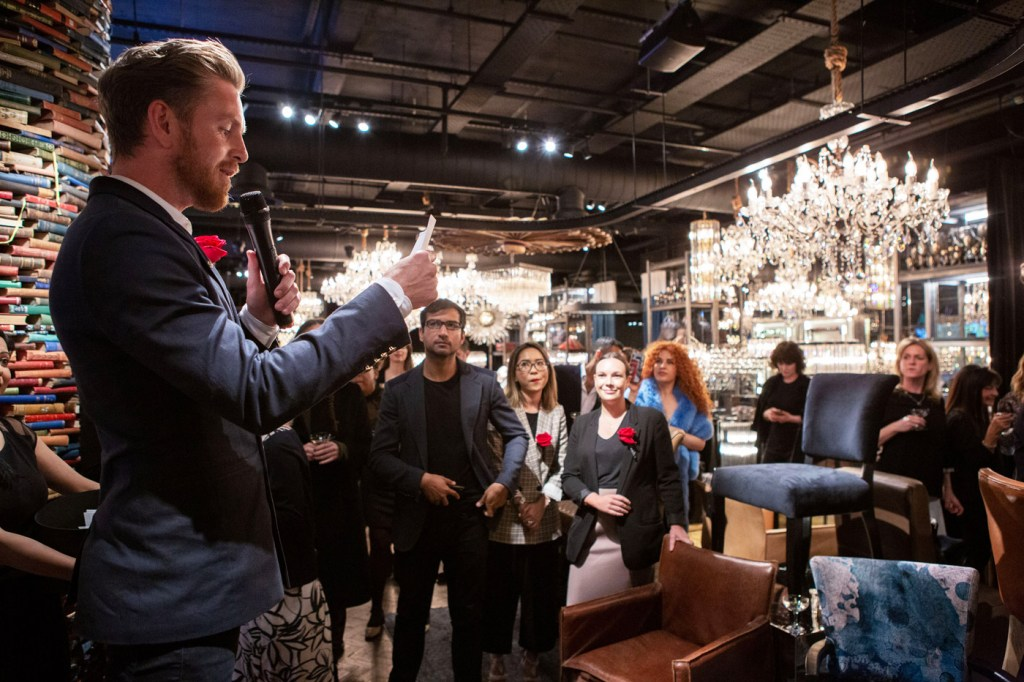 An Evening of Style with Timothy Oulton at Bluebird in Chelsea