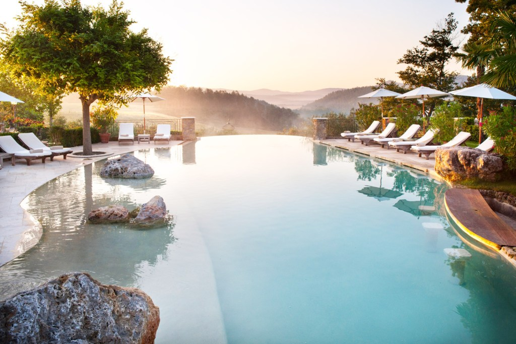 Borgo Santo Pietro Estate Luxury Hotel and Spa Review 10
