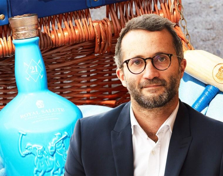 Interview With Mathieu Deslandes or Royal Salute
