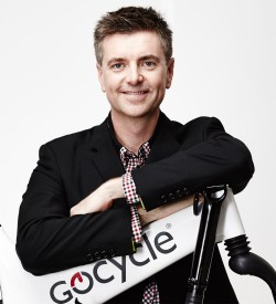 Richard Thorpe Gocycle.