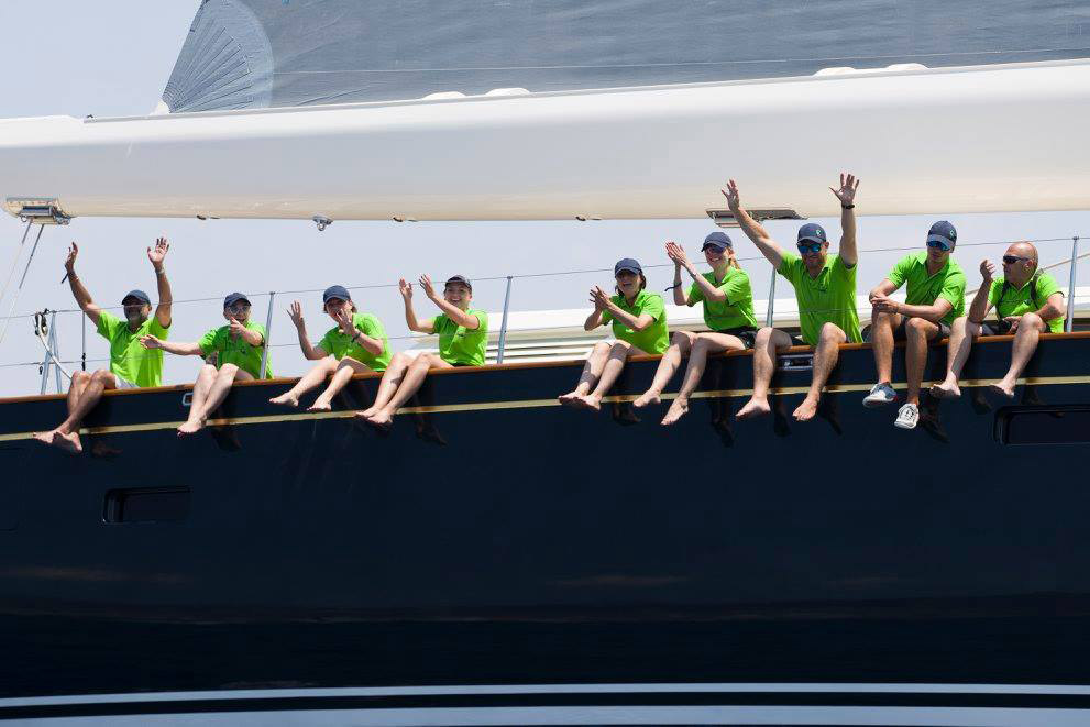 The Superyacht Cup Palma Promises Friendly Competition and Fun for All 4