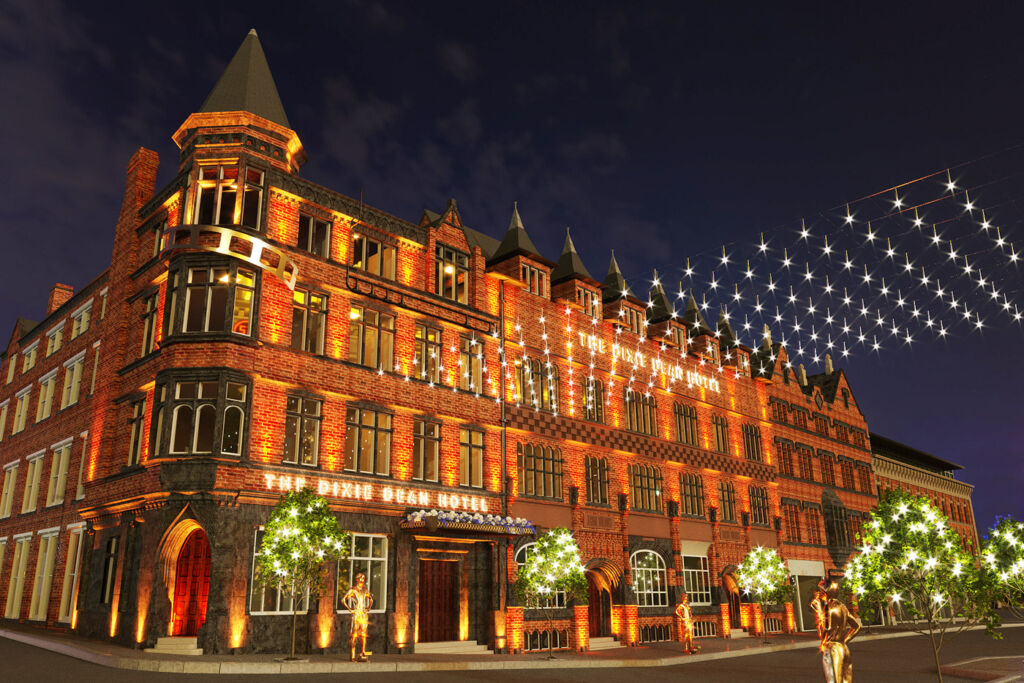 The Dixie Dean Hotel In Liverpool