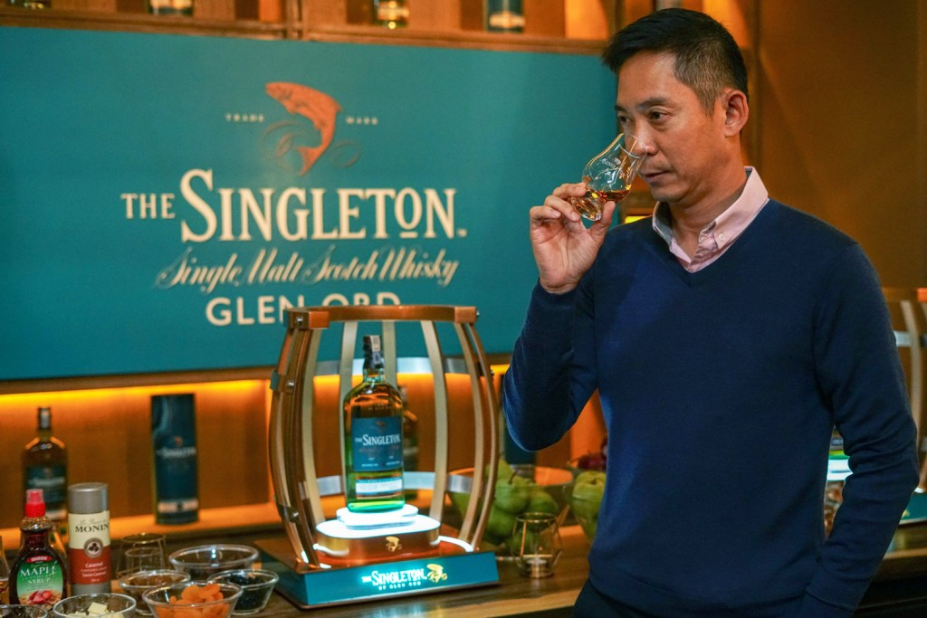 Singleton of Glen Ord Aged 14 Years