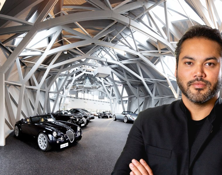 Interview With Roheen Berry, Founder And Chairman Of Wiesmann