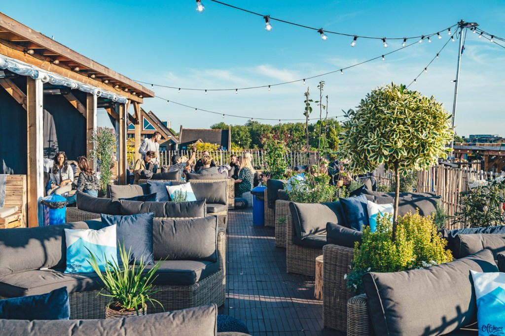 Skylight Rooftop: Cocktails, Croquet And Stunning City Views 7