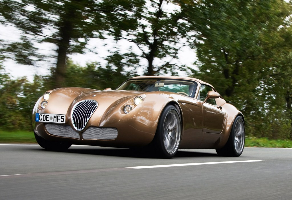 Interview With Roheen Berry, Owner & CEO Of Wiesmann 5