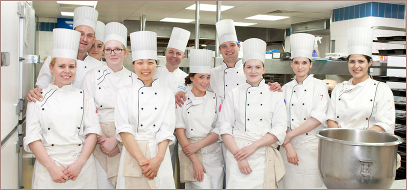 The Young Chef Young Waiter competition.