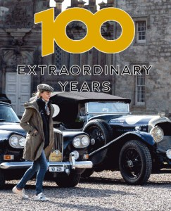 Celebrating 100 Years of Bentley Motors