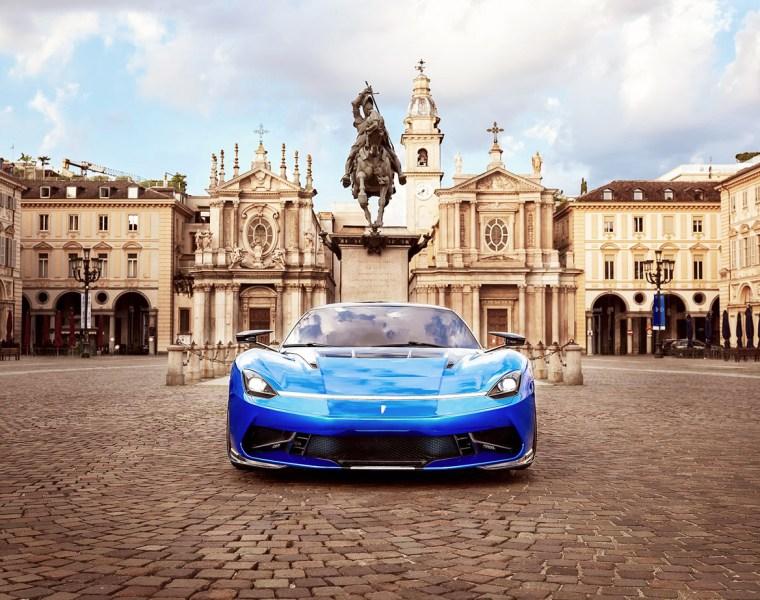 Automobili Pininfarina Will Debut the Enhanced Battista at Salon Privé