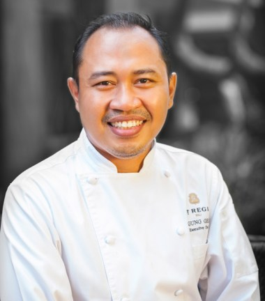 Executive Chef Agung Gede