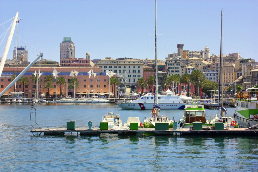 Genoa Announces Series of Autumn Events including Europe's Premium Yacht Show