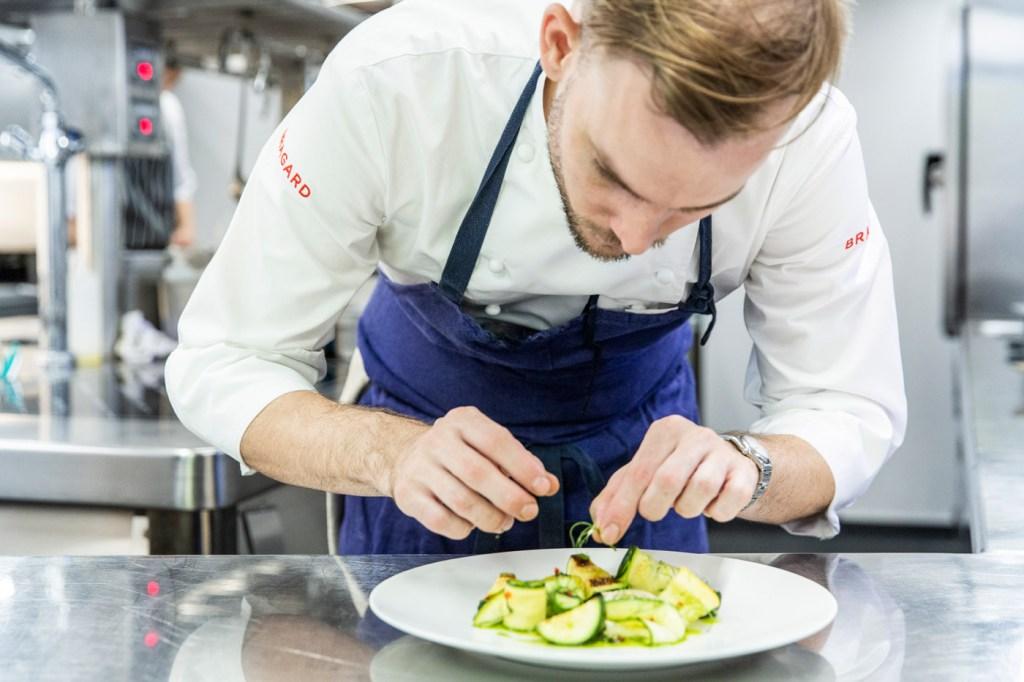 Head Chef Matt Starling