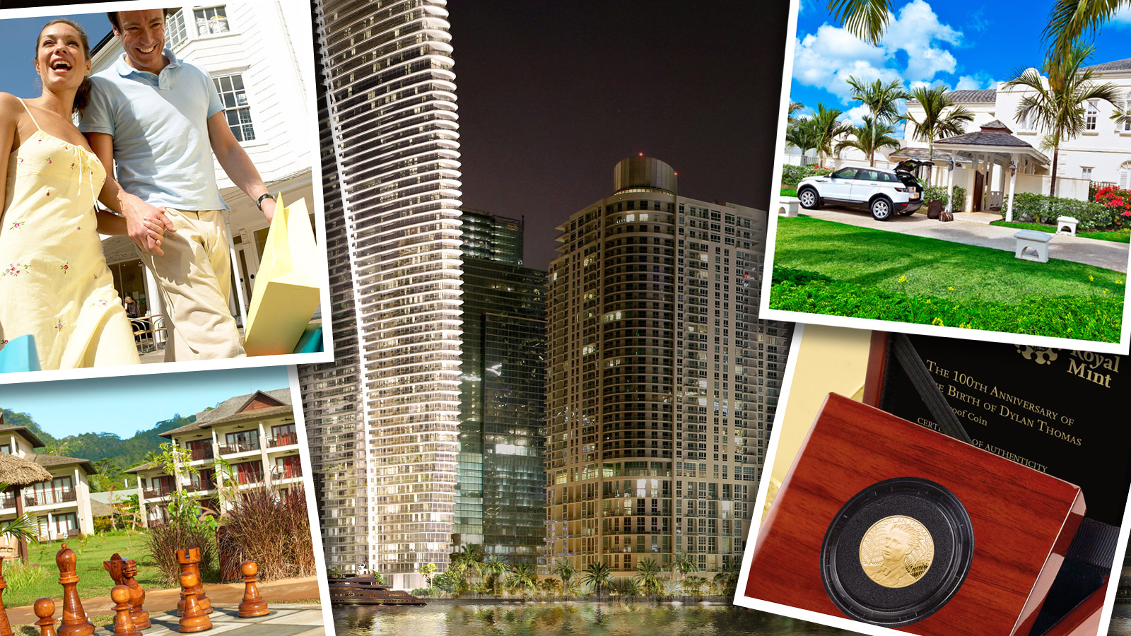 Luxurious Magazine Wealth, Property and Finance Articles