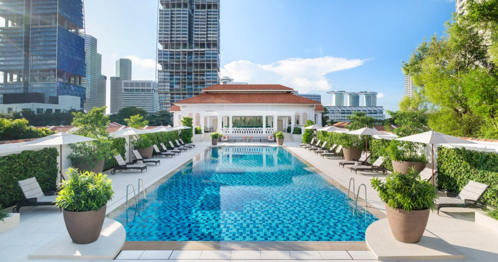 Raffles the Iconic Hotel in Singapore Reopens After Major Renovation 5