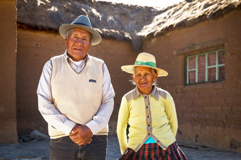 How about an opportunity to engage with the indigenous people of Chile?