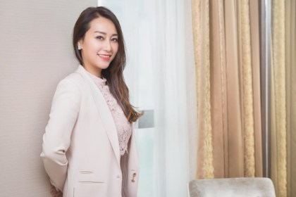 Winnie Chiu J.P., President & Executive Director of Dorsett Hospitality International
