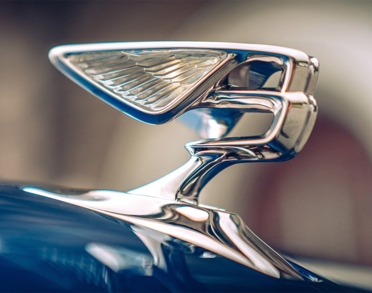 Newly-Restyled Flying B Adorns Flying Spur in Bentley's Centenary Year