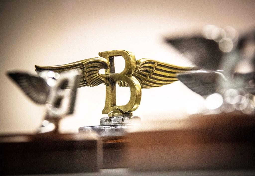 Bentley Motors Flying B Mascot