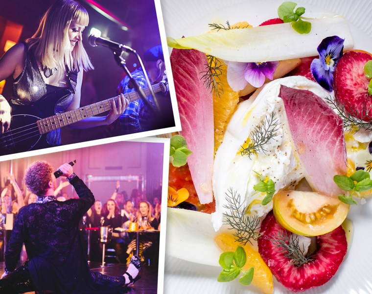 Luxurious Magazine Guide to Brilliant Musical Brunches in London