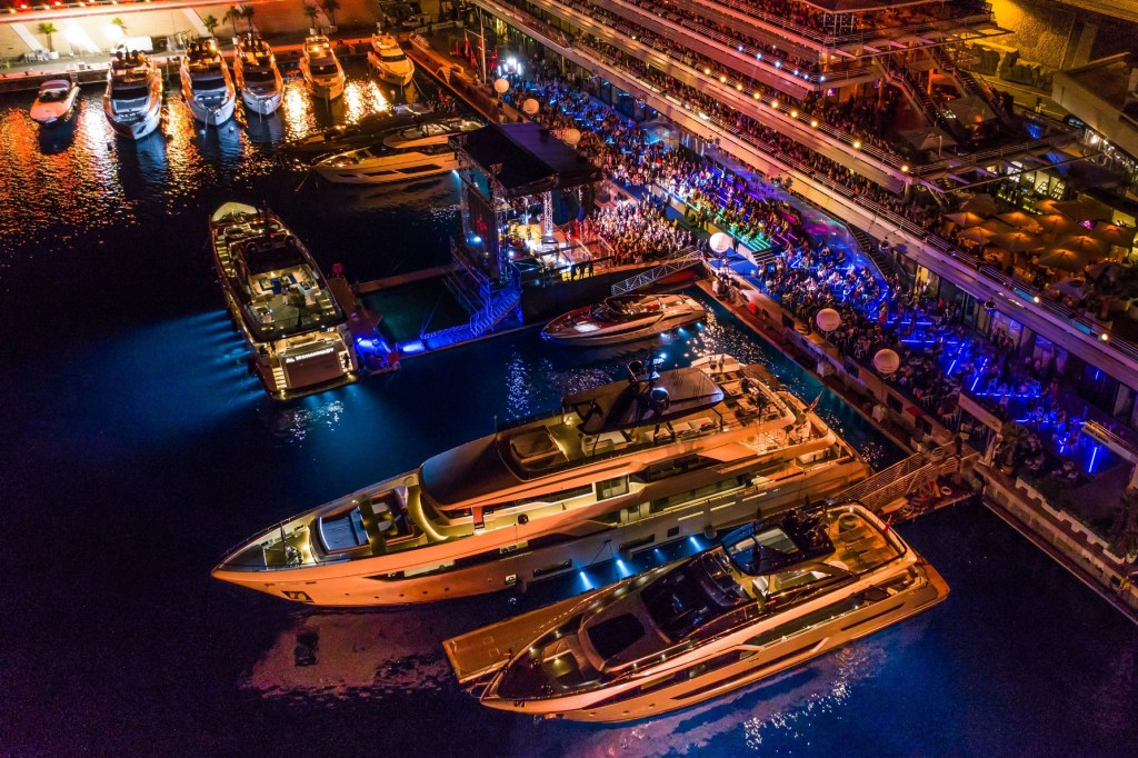 Lionel Richie Parties 'All Night Long' with the Ferretti Group in Monaco 1