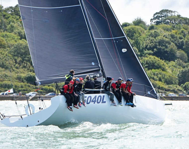 UK Melges IC37 Class Cements its Commitment to the Melges IC37 Class Rule