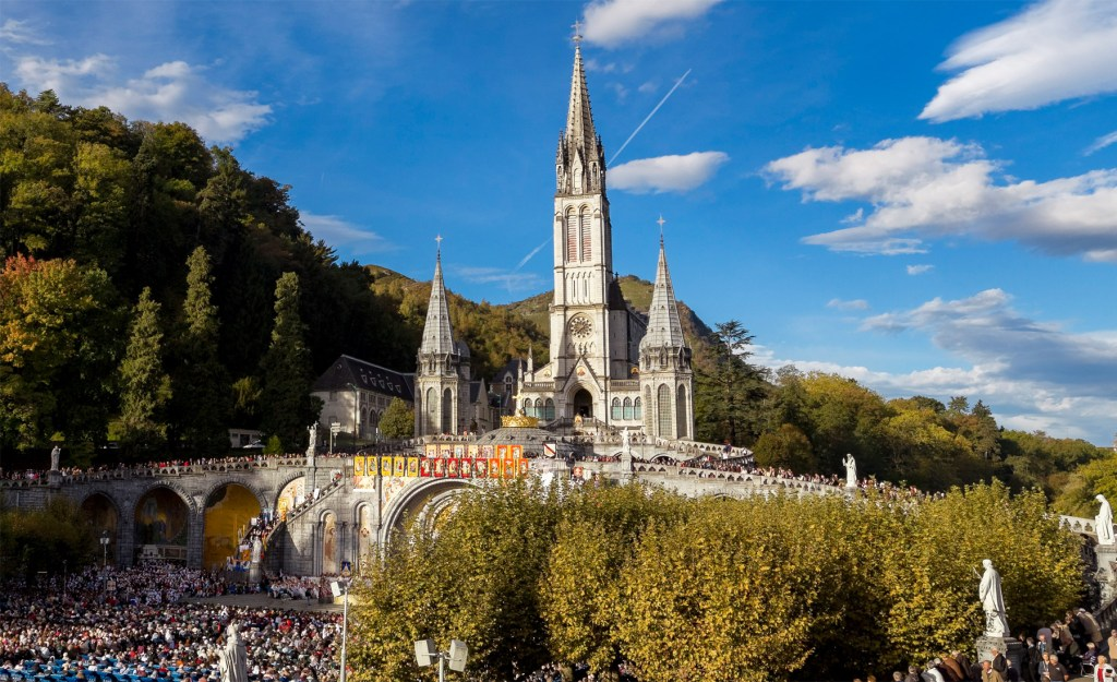 The Lure Of A Pilgrimage To Lourdes