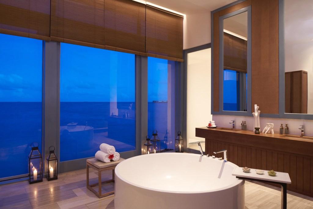Raffles Maldives Meradhoo's Twin Island Resort Set to Open in Gaafu Alifu Atoll 11