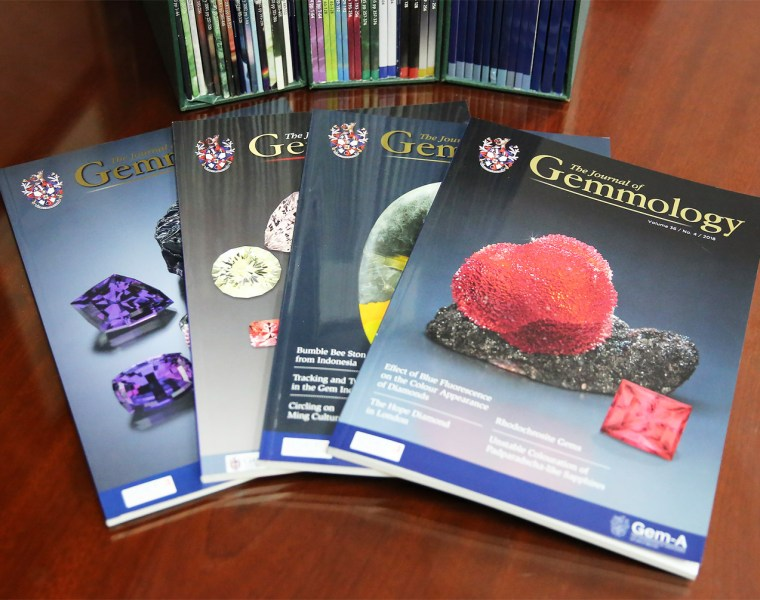 The Journal of Gemmology