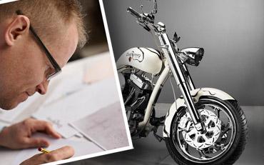 Interview with luxury motorcycle and lifestyle guru Uffe Lauge Jensen