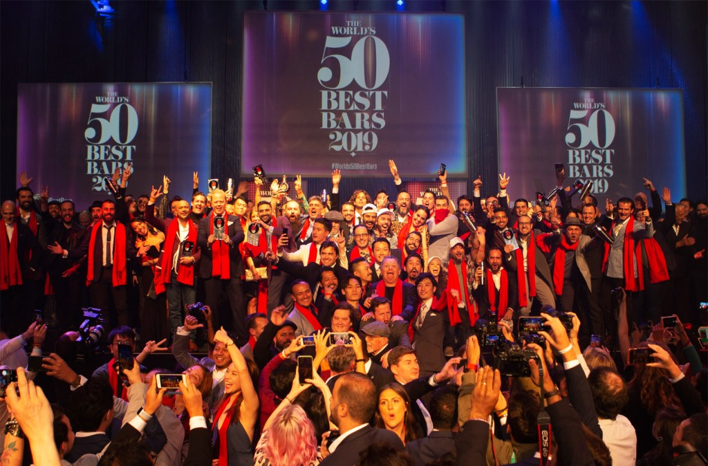 New York's Dante Takes Top Prize at World's 50 Best Bars Awards 2019