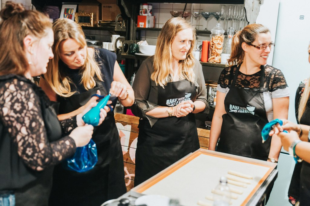 Bake With A Legend – London's Most Exclusive Baking Class 7