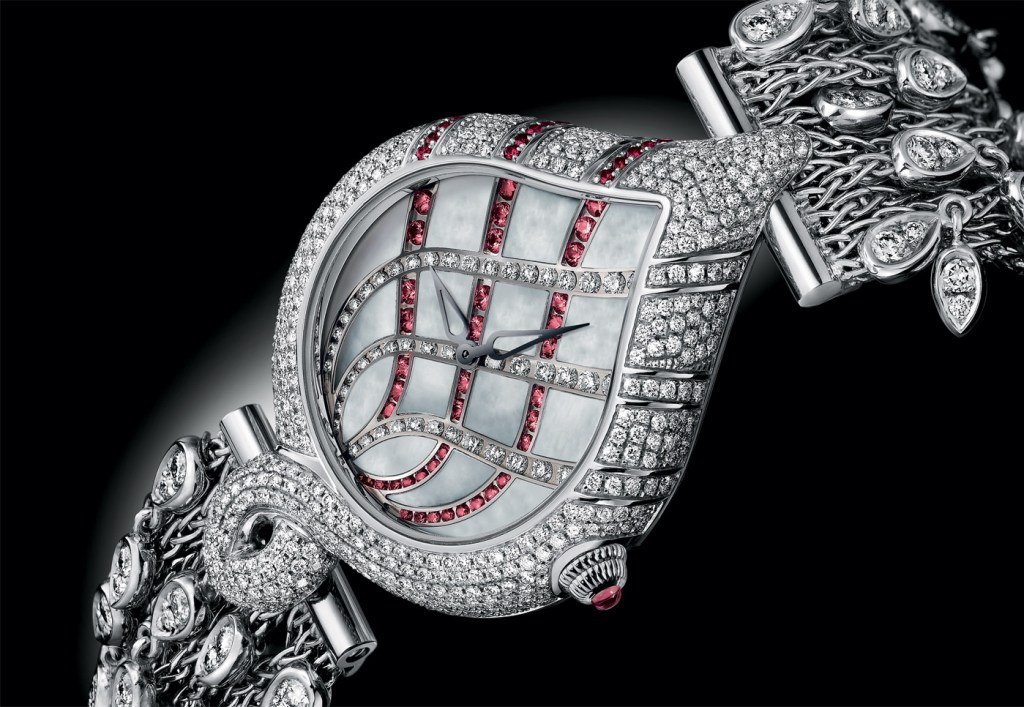 The Blancpain Million and One Nights timepiece.