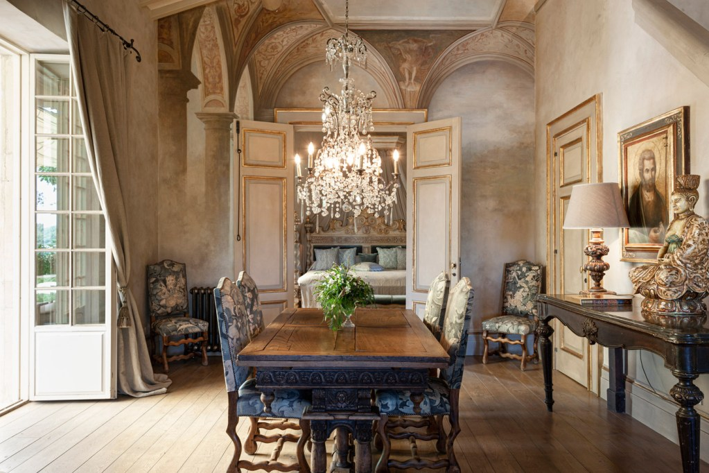 Borgo Santo Pietro's Grand Suite Is Probably the Most Enticing Suite in Tuscany 4