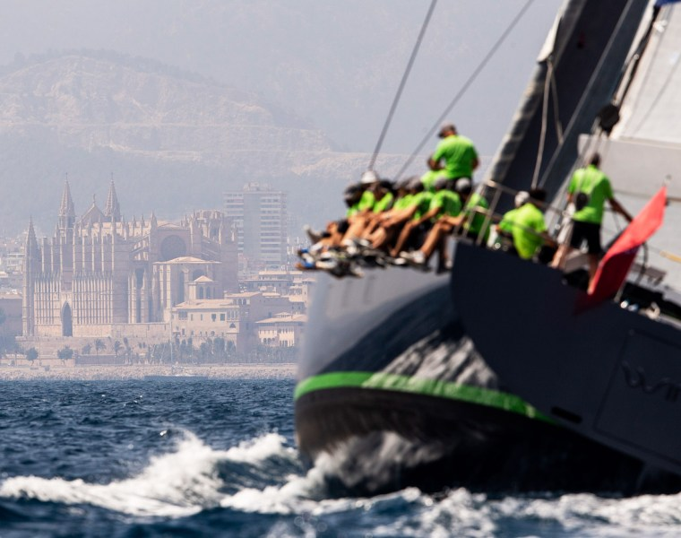 The Superyacht Cup Palma Gets High-Performance Class Boost for 2020