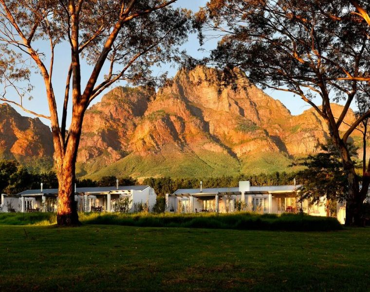 Boschendal's New Tented Camp to Open in Cape Wineland Early 2020 6