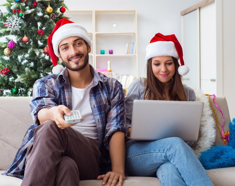 How Much The Homes You Seen on Christmas TV are Worth Today