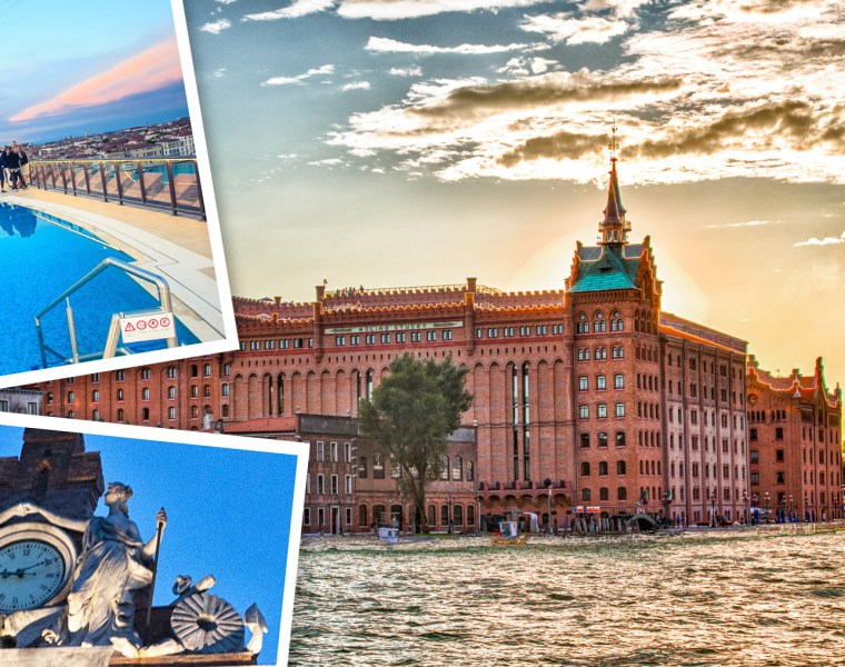 Hilton Molino Stucky Nominated for World's Leading Conference Hotel 2019 18