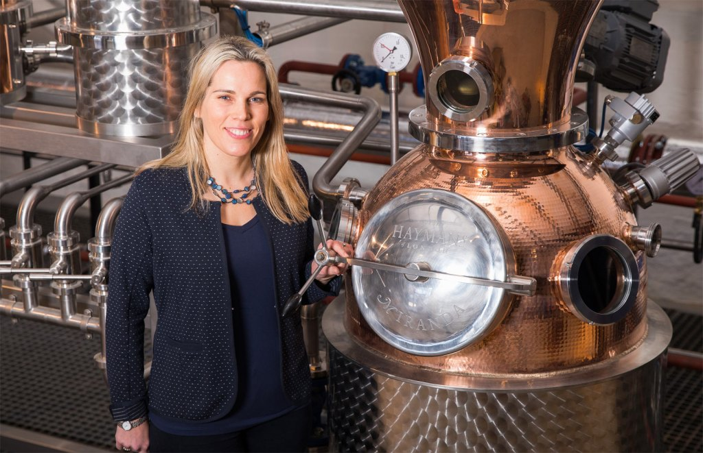 Interview With Miranda Hayman, Co-Owner Of Hayman's Gin