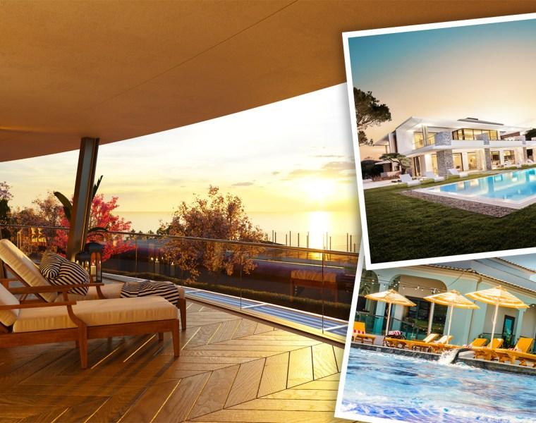 Investing In Property At Portugal's Quinta Do Lago Resort