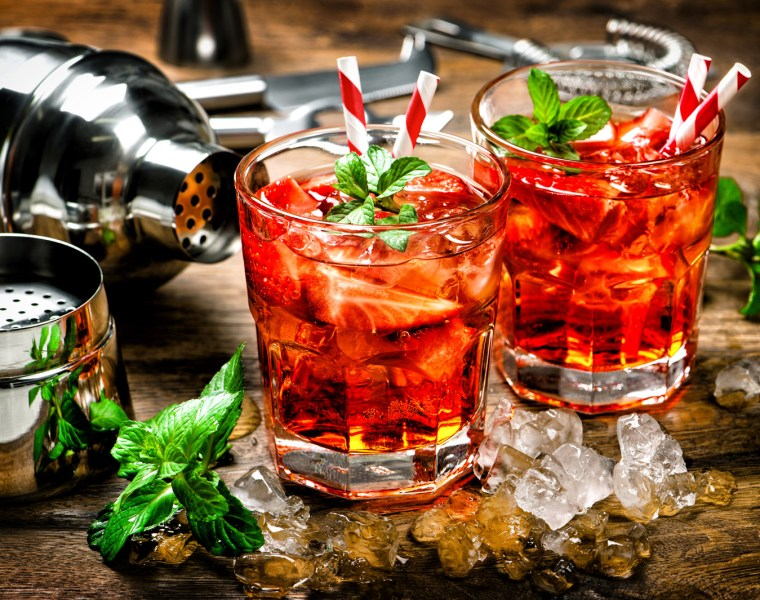 Best Winter CAMPARI Negroni in London