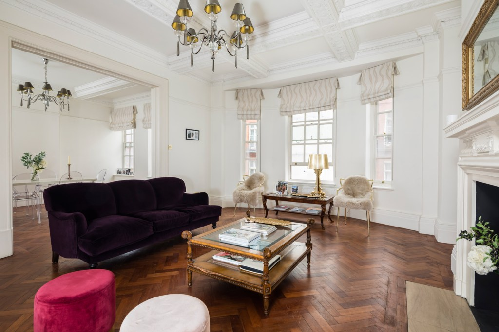 Luxury Claridge House Apartment In Mayfair Lists At £4million 6