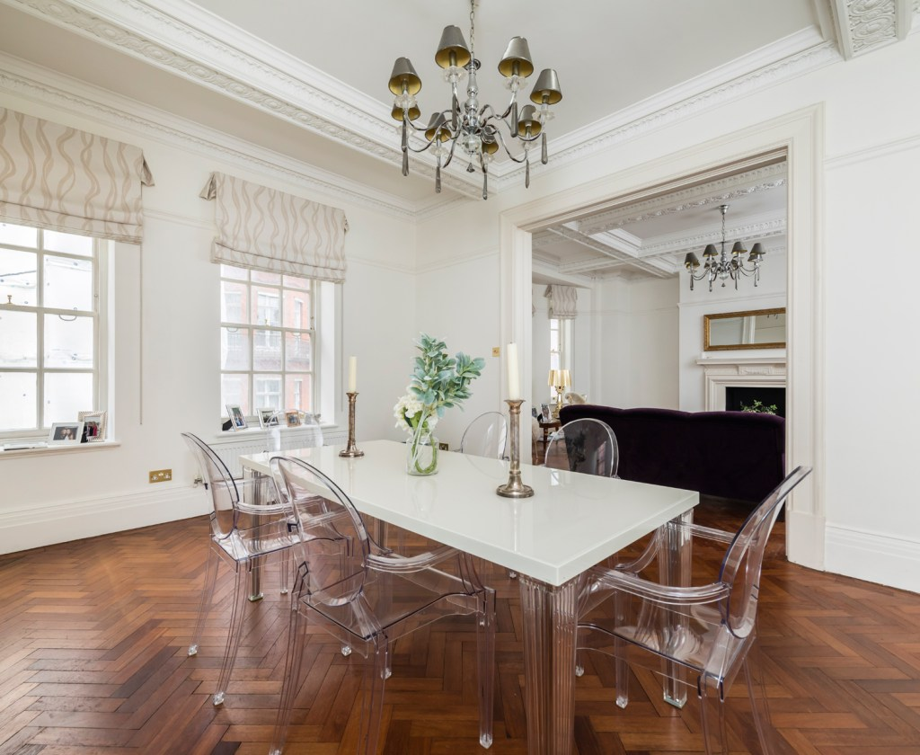 Luxury Claridge House Apartment In Mayfair Lists At £4million 7