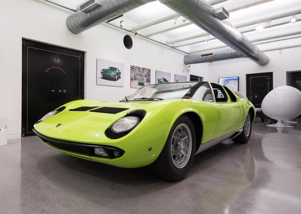 Lamborghini Brings Italian Virtuosity to Art Basel Miami Beach