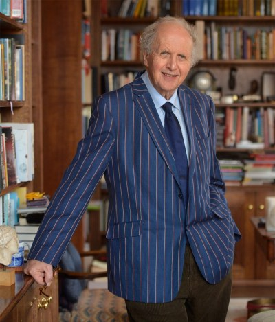 Author Alexander McCall Smith 2020
