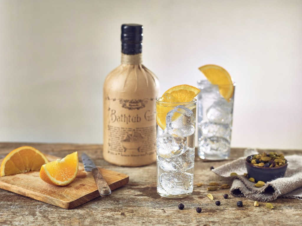 Bathtub Gin is stirring up the drinks industry