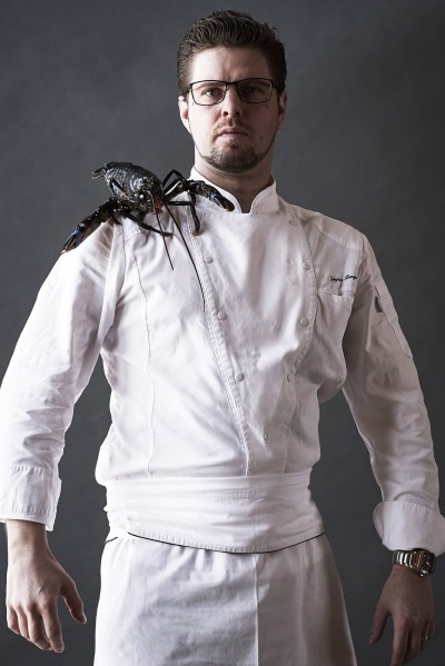 Grégoire Berger, Chef De Cuisine For Ossiano At Atlantis, The Palm.